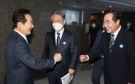[Newsmaker] Gyeonggi's push for relief funds fuels infighting