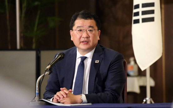 Vice FM Choi to visit Iran to attend Raisi's presidential inauguration this week