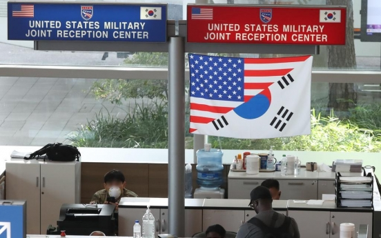 20 USFK-affiliated people test positive for COVID-19