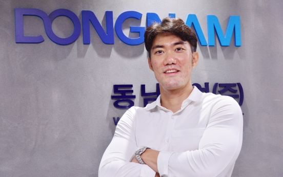 [Herald Interview] Young CEO sets sights on future of construction