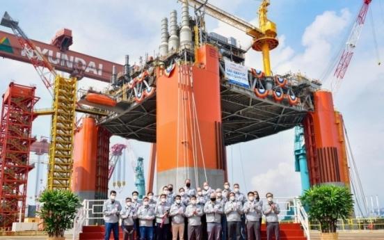 Korea Shipbuilding bags W659b order for US offshore plant