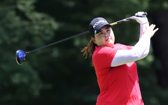 [Tokyo Olympics] Gold medal defense unlikely, LPGA Hall of Famer 'disappointed' with herself