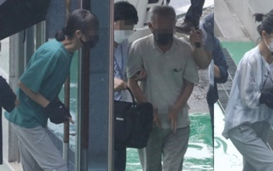 Activists charged with espionage for allegedly taking N. Korean orders to stage anti-weapons protests