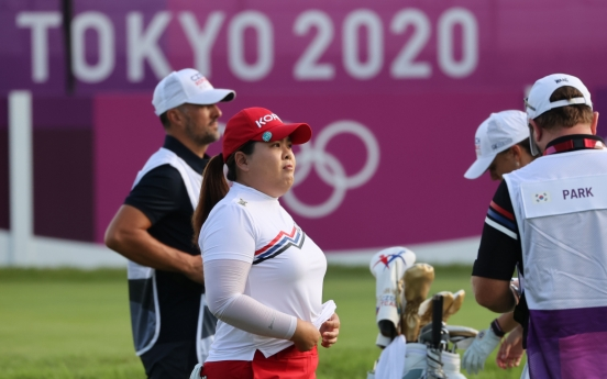 [Tokyo Olympics] LPGA star Park In-bee bids adieu to Olympics