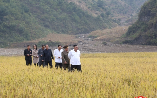 NK leader orders full state support for flood recovery efforts