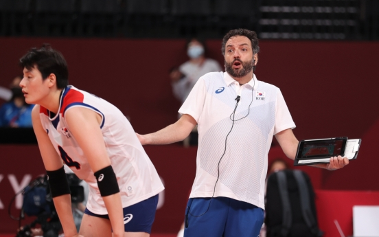 [Tokyo Olympics] Volleyball coach hails outgoing captain: 'incredible human being, amazing player'