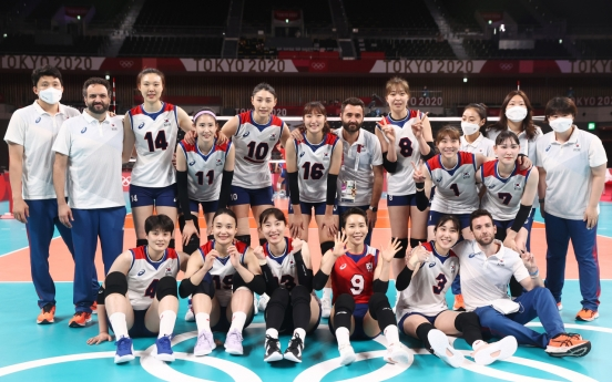 [Tokyo Olympics] No medal for S. Korea on final day