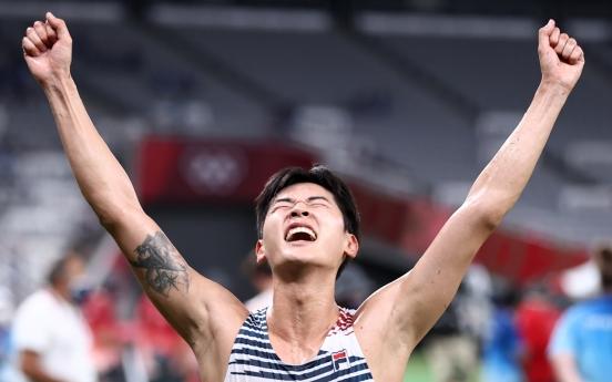 [Tokyo Olympics] S. Korea's 1st Olympic modern pentathlete 'proud' of the country's breakthrough medal