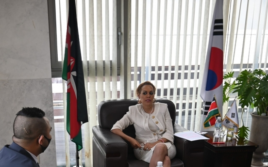 Kenya's Big 4 Agenda, Vision 2030 open up trade and investment opportunities for Korea: Kenyan top envoy