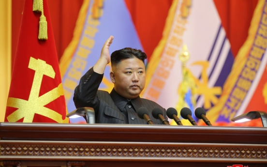 Ruling party wants bold action on N. Korea: report
