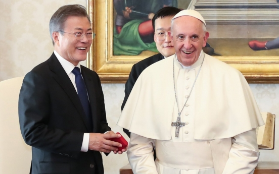 High hopes for papal visit to North Korea