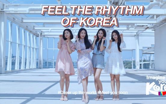 Brave Girls appointed Korea tourism ambassadors