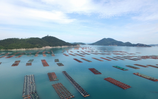 S. Korea's fishery output up 5% in H1