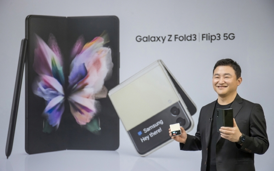 Samsung's new foldables more practical, but lack 'wow'