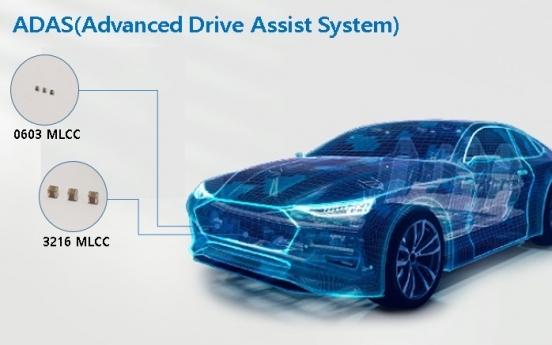 Samsung Electro-Mechanics develops 2 MLCCs for self-driving vehicles