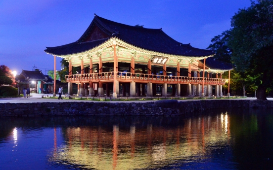 [Eye Plus] Gwanghalluwon, old garden bearing love story of Chunhyang