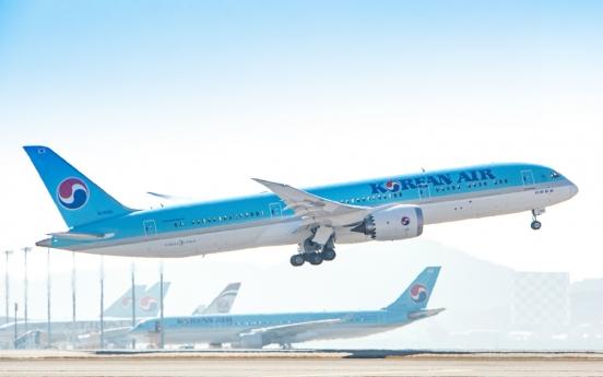 Korean Air records operating profit during Q2