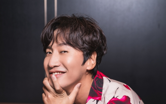 [Herald Interview] Lee Kwang-soo returns as relatable office worker in disaster comedy 'Sinkhole'