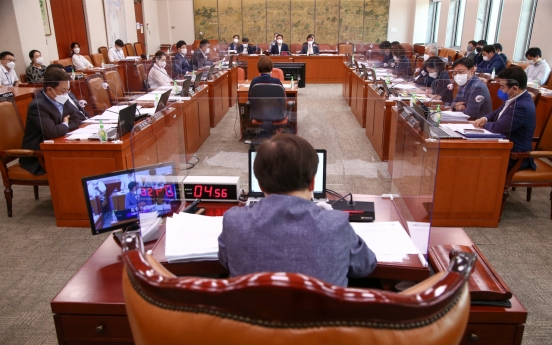 """[Newsmaker] Ruling party forges ahead with """"fake news"""" law despite opposition"""