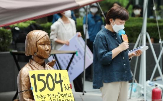 Harvard professor Ramseyer denies Japanese military's forced mobilization of comfort women