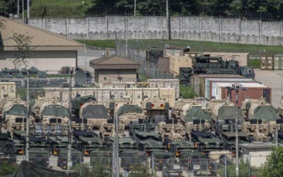S. Korea, US to kick off scaled-back combined exercise this week