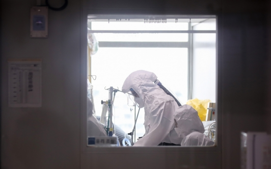 As infections rise, concerns emerge over collapse of medical system