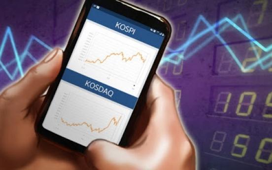 Seoul stocks open slightly higher on tech rebound, financial gains