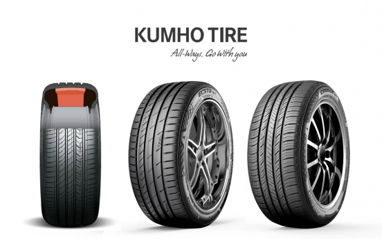 Kumho Tire supplies noise-cutting tires for Kia EV6