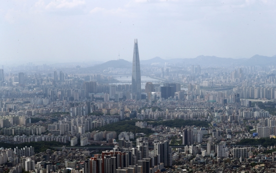 Chinese top foreign buyers of Korean real estate