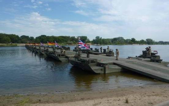 Military to deploy amphibious bridging vehicles by 2027