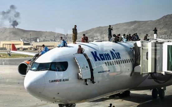 [Newsmaker] Last remaining Koreans evacuate Afghanistan