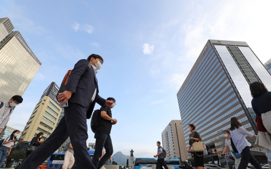 South Korea's potential growth on downhill for decades