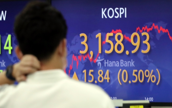 South Korean retail stock investors 'at risk' from foreign selling spree
