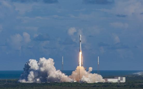 S. Korea to invest W1.6tr to develop military satellite technologies