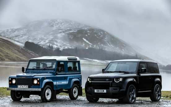 [Behind the Wheel] Land Rover's iconic Defender 90 comes back stronger