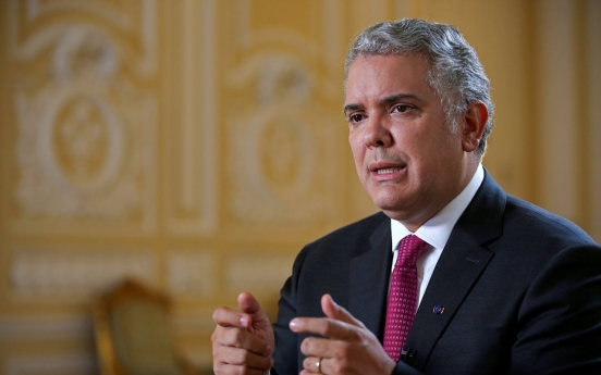 Korea, Colombia to hold summit in Seoul next week