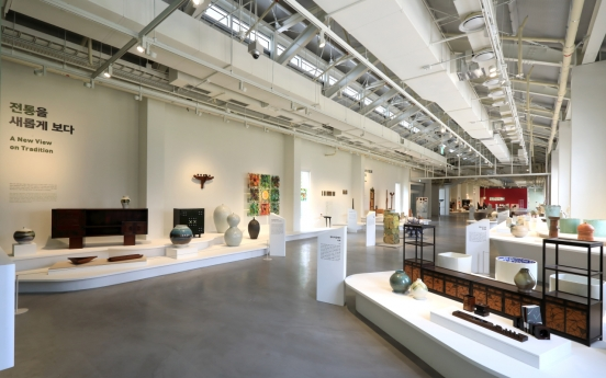 Country's first craft museum shows off beauty of Korean craftsmanship