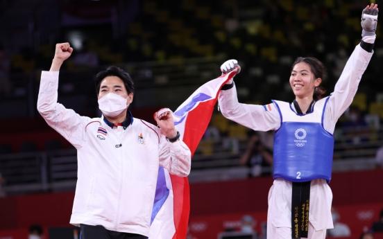 S. Korean-born taekwondo coach for Thailand wants to improve sports diplomacy between two countries