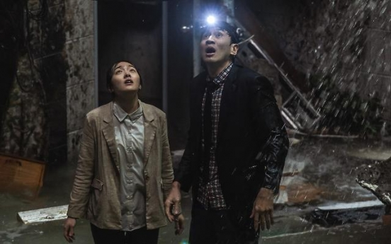 [Herald Interview] 'Sinkhole,' disaster movie with comedy twist: Cha Seung-won