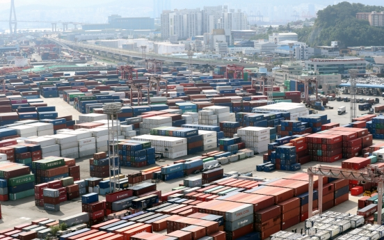 Container cargo volume at seaports up 7.2%  in July