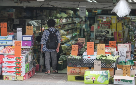 Bottom 20% hit hardest by food price hikes