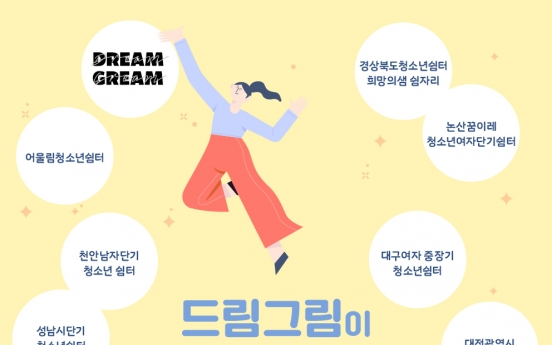 Han Sung Motor donates Dream Gream online store profits to youth shelters
