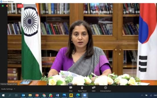 Indian Embassy, Yonsei University host symposium on Jammu & Kashmir and Ladakh
