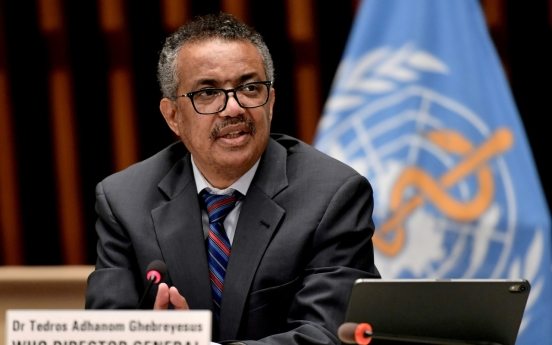 WHO head calls for two-month vaccine booster moratorium