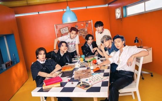 BTS' 'Butter' ranks No. 8 on Billboard Hot 100