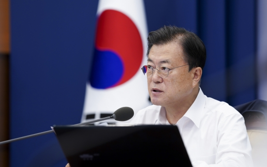 Moon to invite startup entrepreneurs, promise support at Cheong Wa Dae event