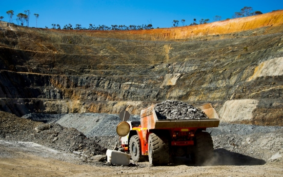 Korea to launch new mining agency on Sept. 10