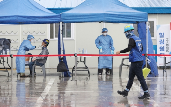 New cases spike to over 2,000 again, infections in Seoul at record high