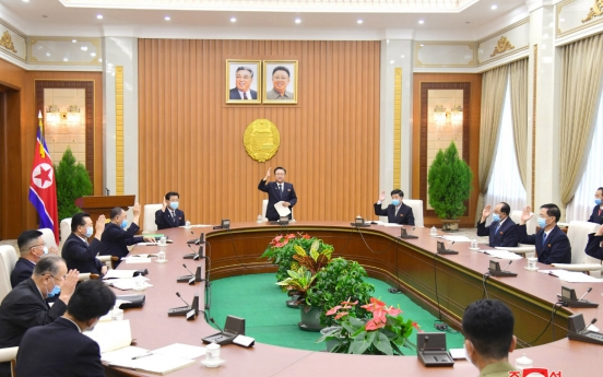 N. Korea to hold Supreme People's Assembly session next month: state media