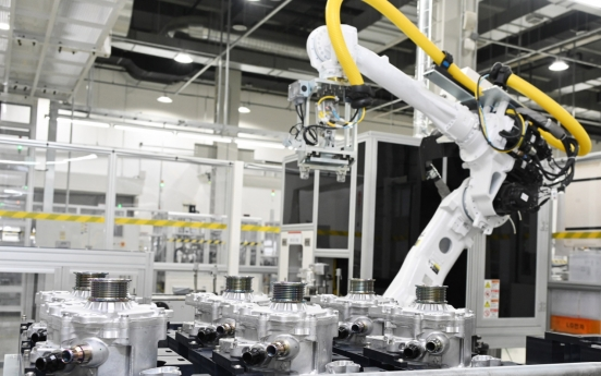 LG Magna kick-starts plant operation in Korea
